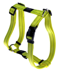Rogz Utility Extra Large 25mm Lumberjack Dog H-Harness, Reflective