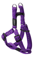 Rogz Utility Small 11mm Nitelife Step-in Dog Harness, Reflective