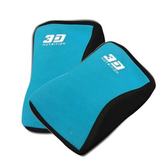 3D NUTRITION KNEE SLEEVES [BLUE]