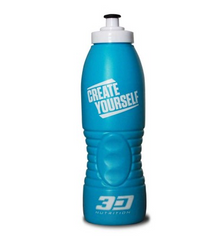 3D NUTRITION WATER BOTTLE [600ML]