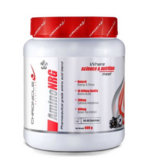 CHRONICLE NUTRITION AMINO NRG [600G]