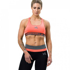 AESTHETIX ERA SPORTS BRA [CORAL]