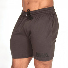 BW ATHLETIC MENS AERIAL POCKET SHORTS [CHARCOAL]