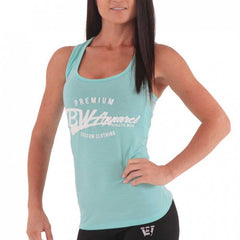 BW ATHLETIC PREMIUM LADIES RACER BACK [AQUA]
