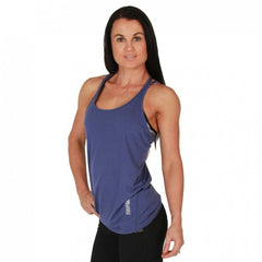 BW ATHLETIC LADIES TANK TOP [BLUE]