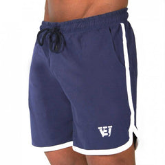 BW ATHLETIC MENS ELITE SHORTS [NAVY]