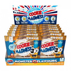 MADNESS NUTRITION COOKIE MADNESS [12 PACKS]