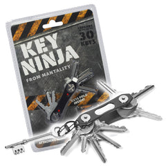 Key Ninja Multi-tool - Expands To Fit Up To 30 Keys