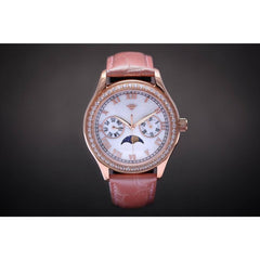 MA 167 Jour Nuit Rosegold Pink Automatic