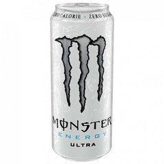 MONSTER ENERGY ULTRA WHITE [500ML]