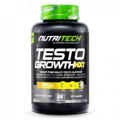 NUTRITECH TESTO GROWTH NXT [120 CAPS]