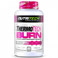 NUTRITECH THERMOTECH BURN FOR HER [120 CAPS]