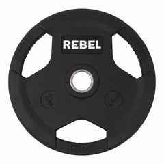 REBEL RUBBER COATED STEEL PLATES