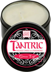 TANTRIC MASSAGE CANDLE WITH PHEROMONES