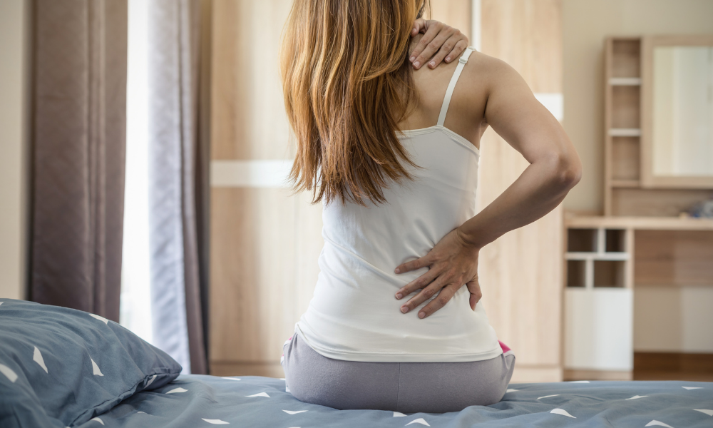 Natural Remedies for Lower Back Pain and Inflammation