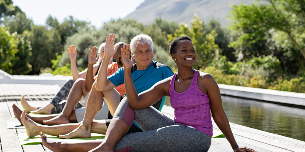 Yoga Helps Relieve Joint Pain Caused by Arthritis