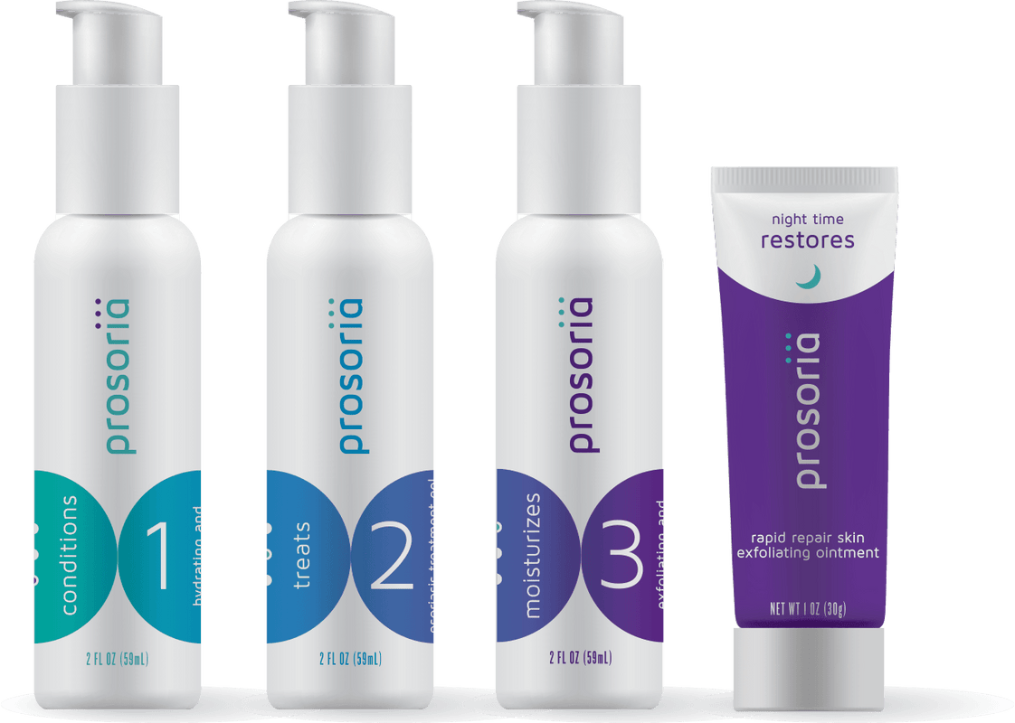 Prosoria™ Daily Psoriasis Treatment System