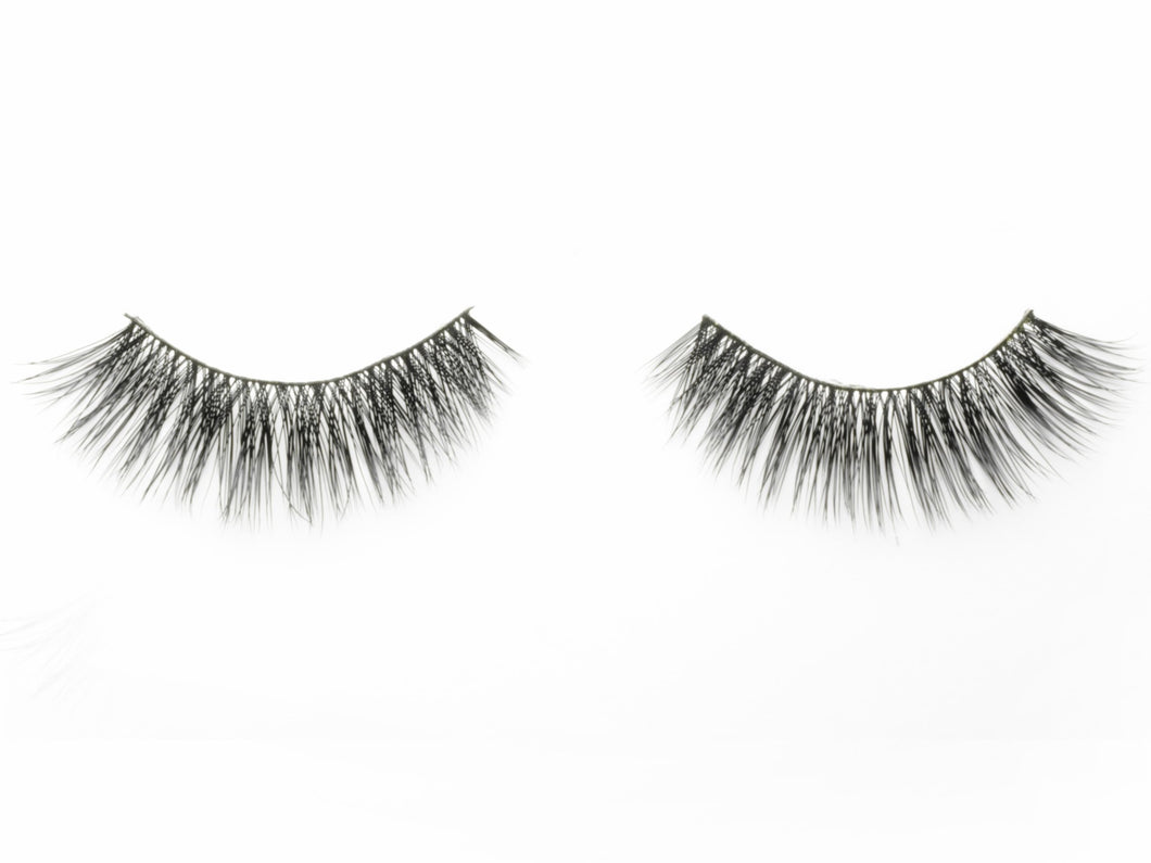 Real Mink Hair Eyelashes - Alice - STAR MAKEUP