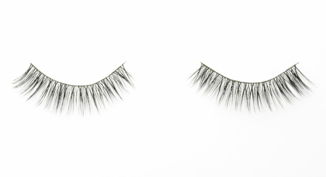 Real Mink Hair Eyelashes - KIDA
