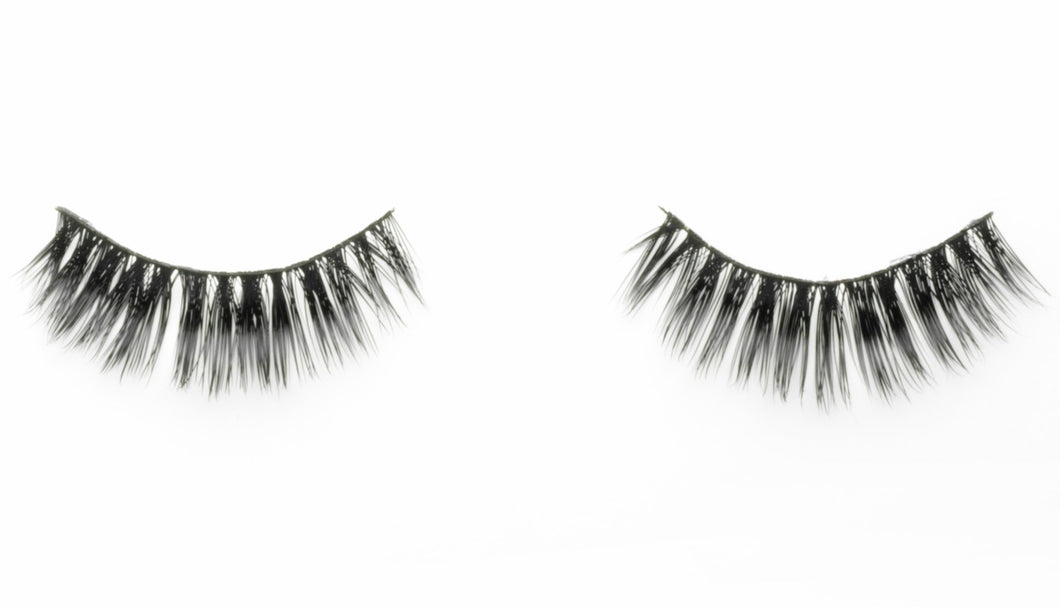 Real Mink Hair Eyelashes - TIANA