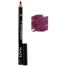 NYX Slim Lip Liner Pencil-STAR MAKEUP