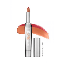 Benefit They're Real Double The Lip 1.5g Criminally Coral Lipstick-STAR MAKEUP