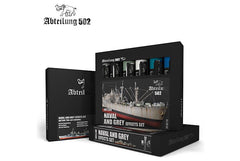 Abteilung502 ABT306 Naval and Grey Effects Set