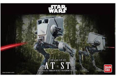 Bandai Star Wars at-st 1:48