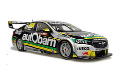 1/43 Craig Lowndes & Steven Richards' 2018 Bathurst 1000 Winner