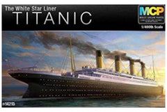 ACADEMY R.M.S TITANIC MCP COLOUR PARTS MODEL KIT 1:400