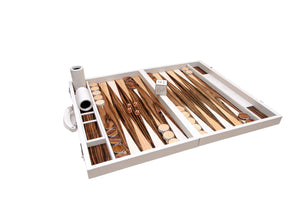 Macassar Backgammon Board