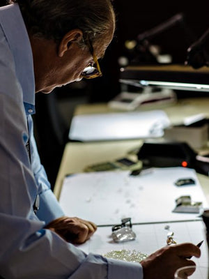 Experience a day in the life of an Iconic jeweller, Fawaz Gruosi