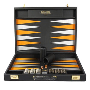 Carbon Fibre Backgammon