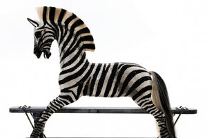 The Crystal Zebra