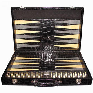 Exotic Backgammon set