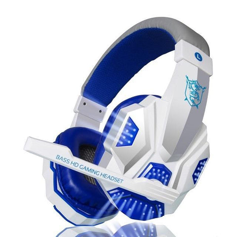 Glowing Gaming Headset