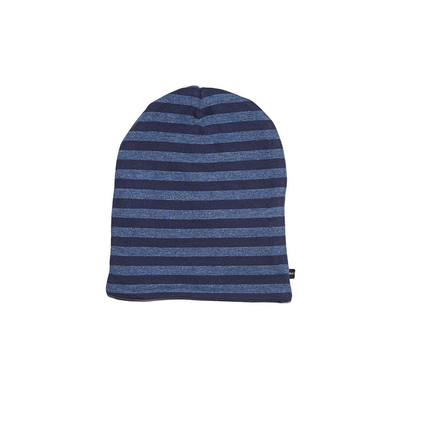 Windproof striped cotton Beanie 540055-14/38 SS18