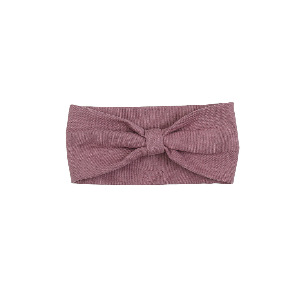 Organic Windproof Cotton Headband Bow 500020-55 C2020