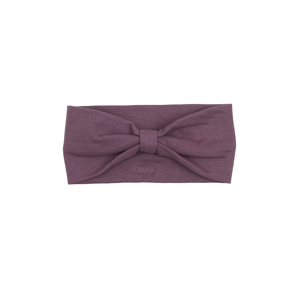 Organic Windproof Cotton Headband Bow 500020-72 C2020