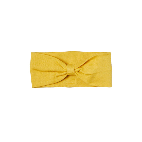 Windproof Cotton Headband Bow 500020-09 SS19