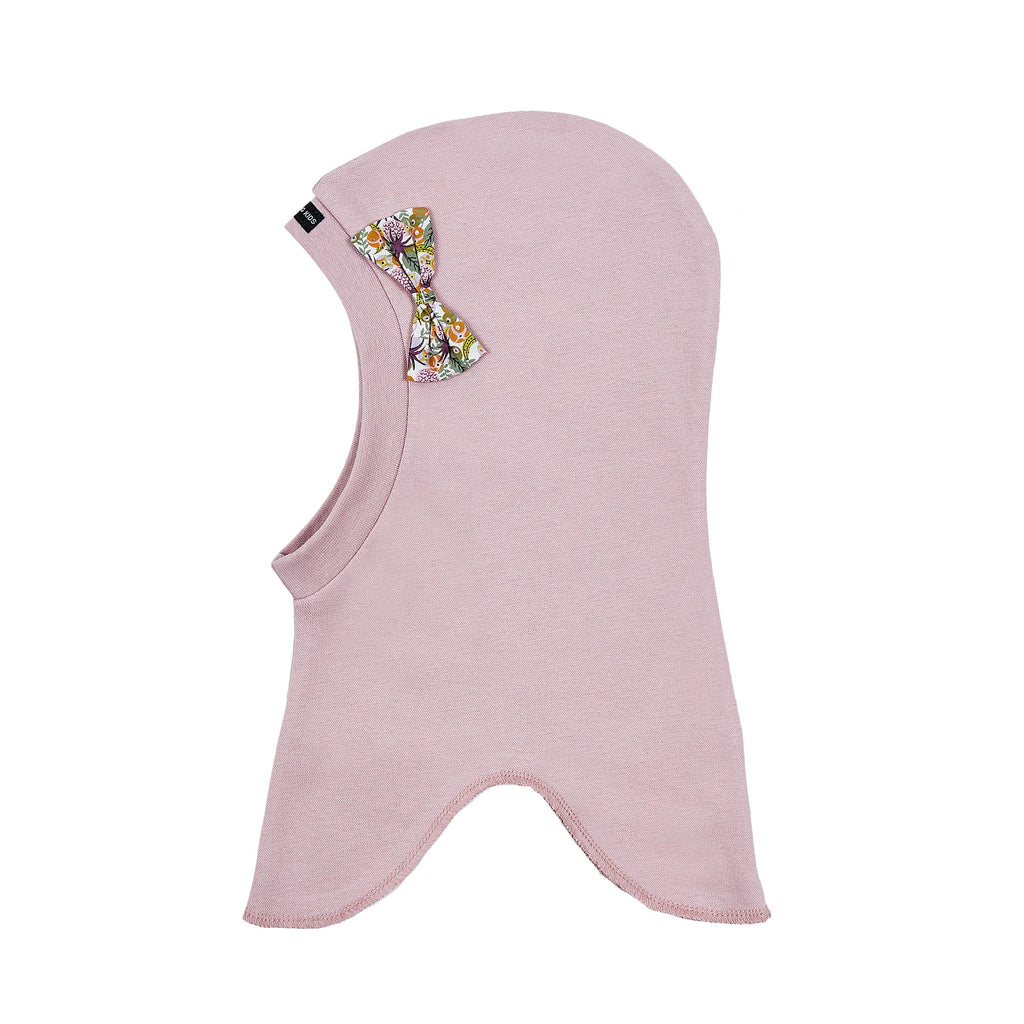 Layer Cotton Balaclava with liberty Bow 505403-21