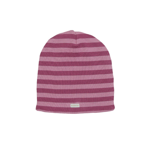 Organic Striped Windproof Cotton Beanie 540055-1125 C2020