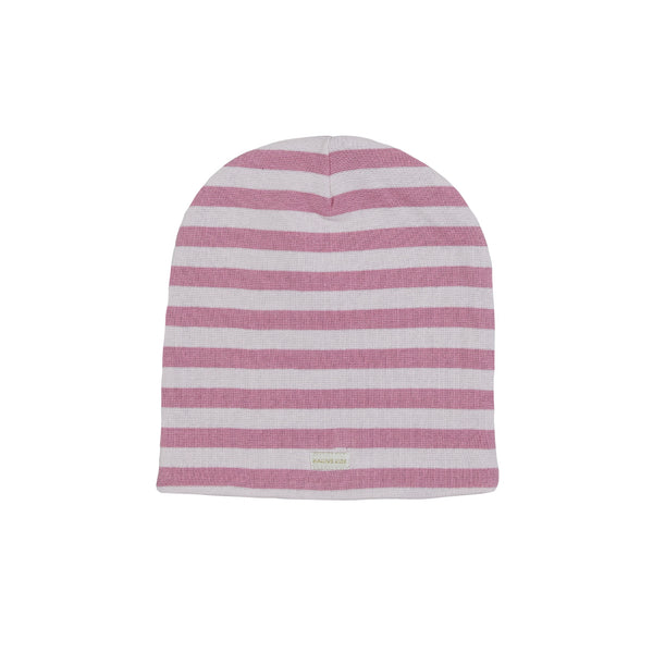 Organic Striped Windproof Cotton Beanie 540055-1191 C2020