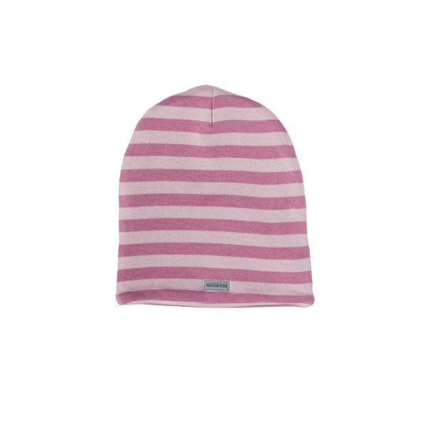 Windproof striped cotton Beanie 540055-2113