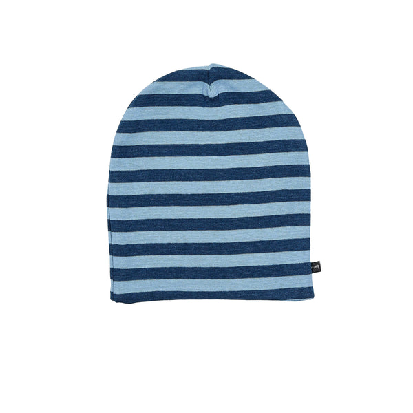 Windproof striped cotton Beanie 540055-43/38 SS18