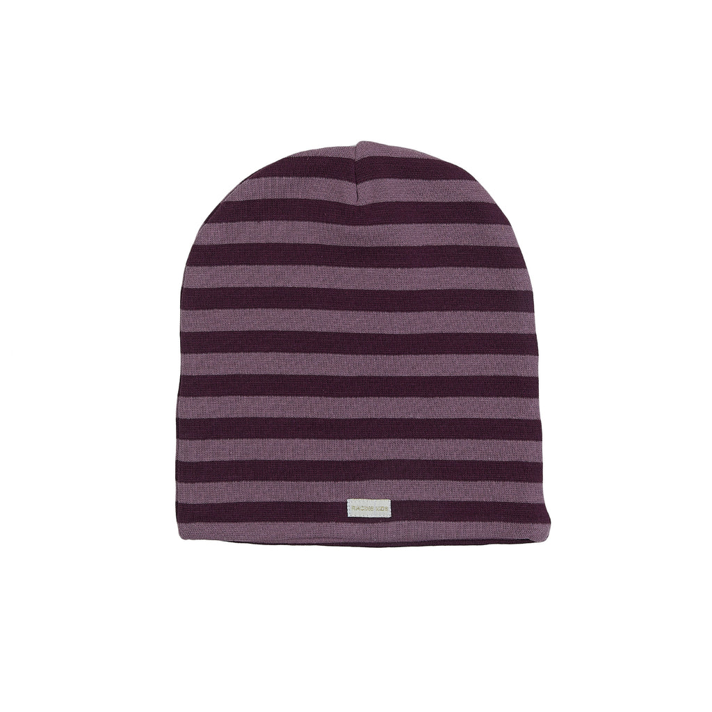 Organic Striped Windproof Cotton Beanie 540055-7231 C2020
