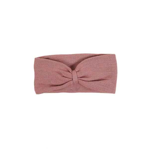 Wool Headband Bow 600020-55 AW19