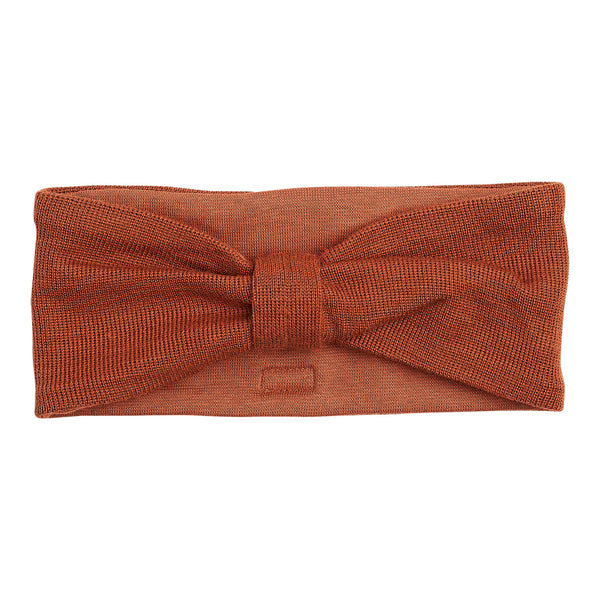 Wool Windproof Headband Bow Cotten in side 600020-70 AW2020