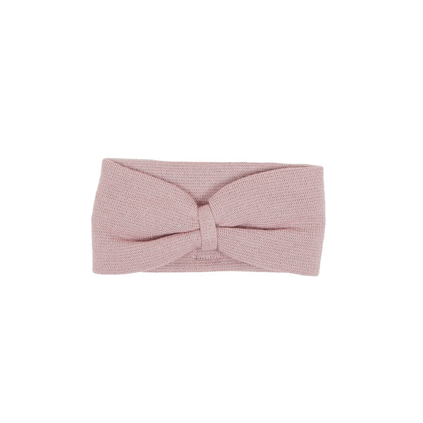Wool Headband Bow 600020-90 AW18