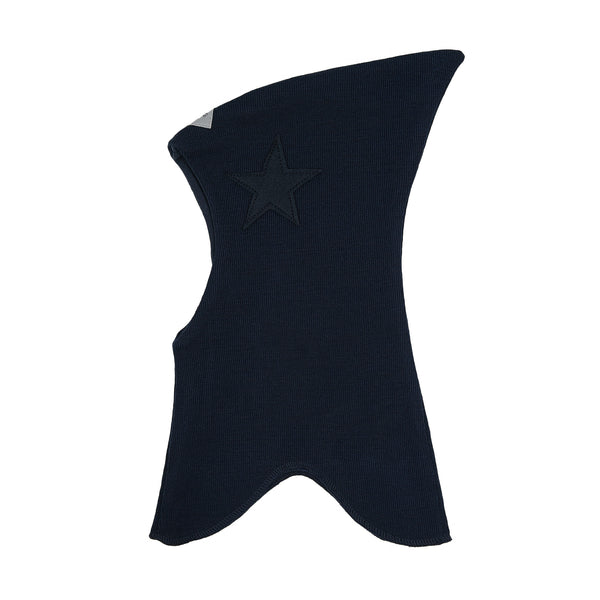 Wool single colour Balaclava with top with filt star 607101-14 AW19